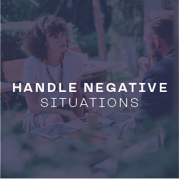 How To Handle Negative Situations